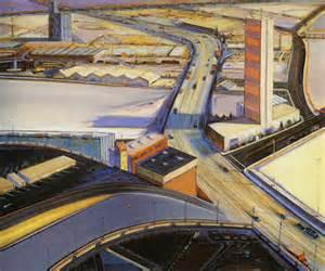 Digital Mosaic: Wayne Thiebaud Landscapes | hmsdynamicmedia