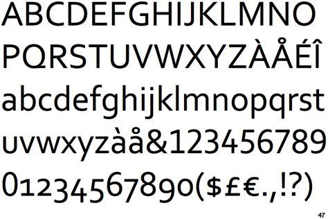 Corbel Font Free by Identifont Corbel