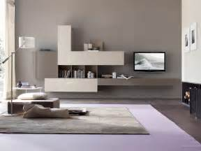 Floating Wall Units Living Room Picture