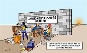 Overcoming Four... Helplessness