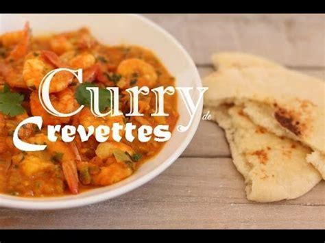 cuisine indienne curry de crevettes