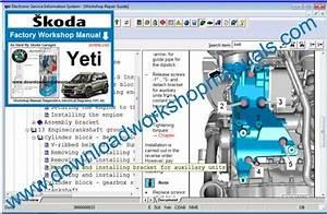 Skoda Yeti Workshop Repair Manual