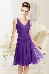 short purple bridesmaid dresses wwwimgkidcom the With short purple wedding dresses