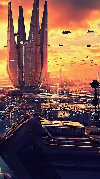 Future 4k Futuristic Wallpapers Sci Fi 2k