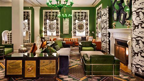 Hotel Interior Design, Part 1