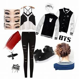 BTS Concert Outfit#1   Outfits   Pinterest   Concerts Outfit and Outfit sets