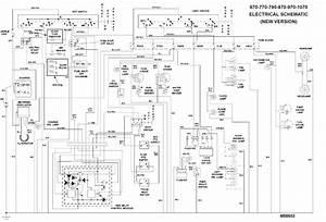 John Deere 1050 Wiring Diagram