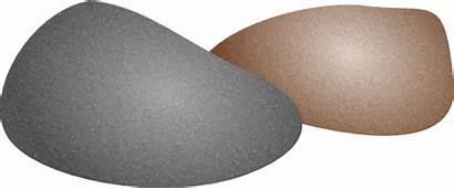 Rock Clipart Rocks Stone Clip Stones Sea