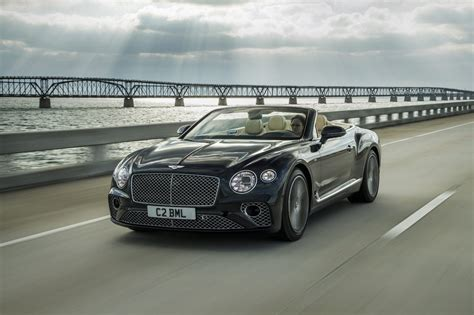 bentley unveils continental gt v8 coupe convertible