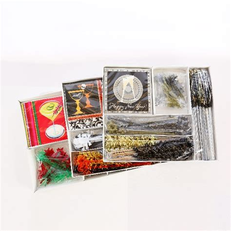 Cocktail Party Kits  Hay Nien Company Limited