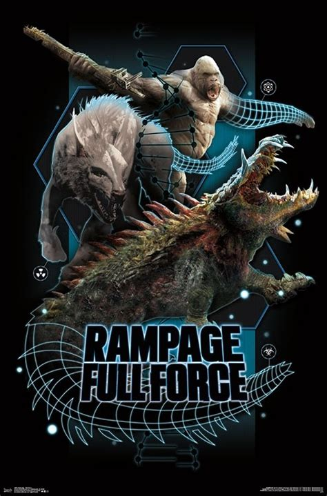rampage full force