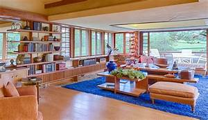 Peek Inside 7 Iconic Frank Lloyd Wright Buildings | Frank ...