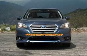 Subaru Legacy Outback Halogen Standard Normal Headlight