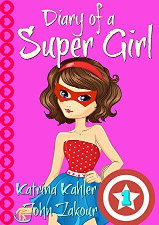 diary   super girl book   ups  downs