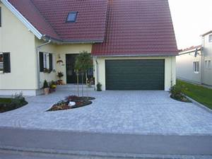 Fassadenfarben Am Haus Sehen : einfahrt homepage von galabau meitinger 86637 binswangen ~ Markanthonyermac.com Haus und Dekorationen