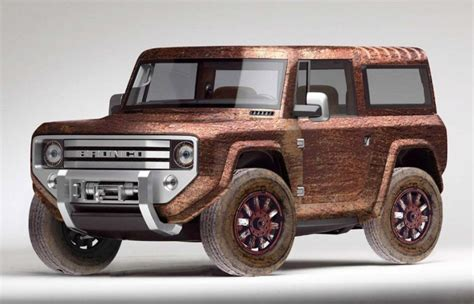 ford bronco gas mileage horsepower mpg msrp