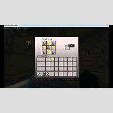 Minecraft Wie Baut Man Tnt  Wie Stellt Man Tnt Her