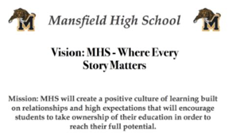 mansfield high school mansfield independent school district