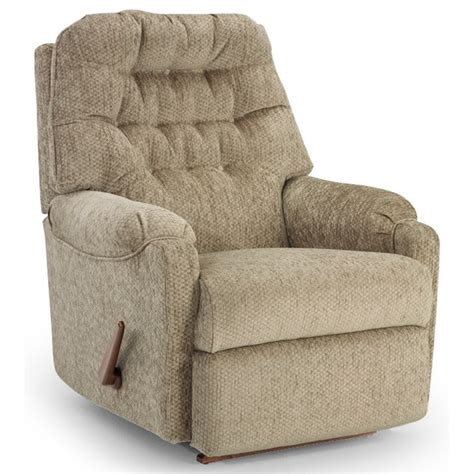 best home furnishings recliners medium swivel rocker