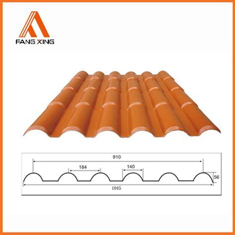 plastic pvc synthetic terracotta harvey roof tiles buy