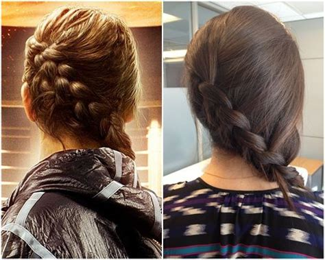 Best 25+ Katniss Braid Ideas On Pinterest