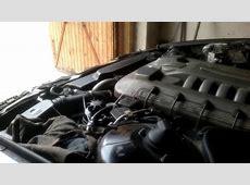 BMW E38 740d diesel sound YouTube
