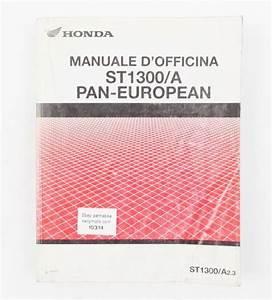 Honda St1300  A2 3 Pan