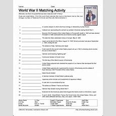 9 Worksheets That Will Teach Your Child About World War Ii  Projects To Try  World History