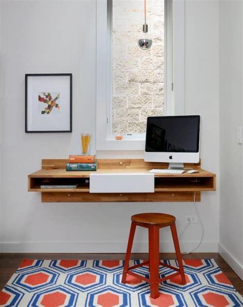 rangement mural bureau meuble bureau industriel et bureau mural diy en 63 idées