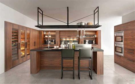 cuisine moderne en bois 11 modèles de cuisine en bois moderne consobrico com