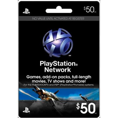 Shop sony playstation store $50 gift card blue at best buy. Playstation Network $50 Gift Card (US) Tarjeta de Recarga ...