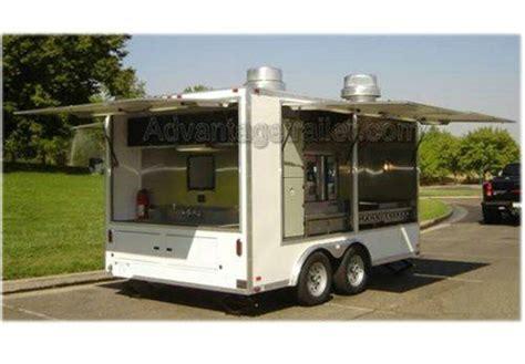 cer trailer kitchen ideas atc aluminum mobile kitchen concession trailer advantage