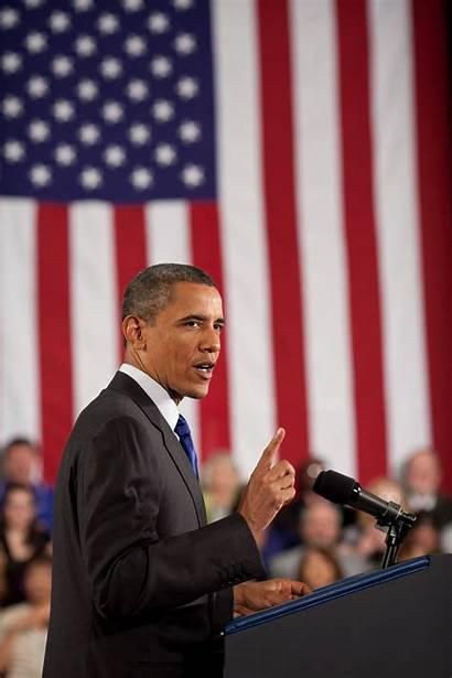 Obama President Barack Nevada Economy Vegas Las