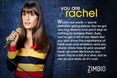 Which 'glee' Character Are You?