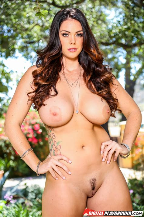 Busty Brunette Is Slowly Getting Naked Photos Alison