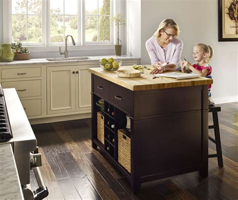 kitchen islands with storage distinctive cabinetry how kitchen islands increase 5283