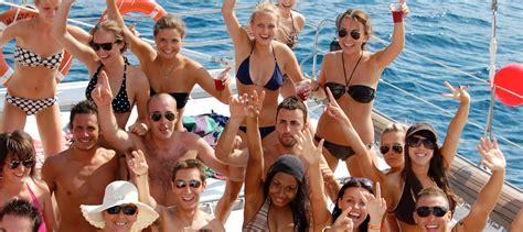 Party Boat Valencia Ibiza by Valencia Boat Party 24 August 2013 183 Nest Hostels Valencia