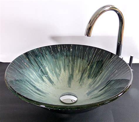 glas waschbecken rund aufsatz glas waschbecken aqua 42cm rund 187 badezimmer1 de