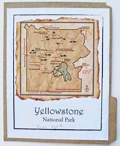 FREE Yellowstone National Park Lapbook | Free Homeschool ...
