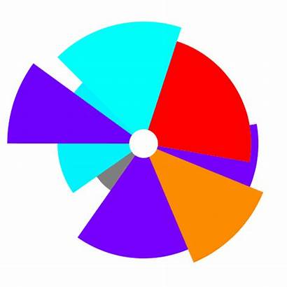 Circle Colors Animated Gifs Rainbow Colorful Processing