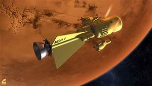 Mars Gravity Probe 1 by RobCaswell on DeviantArt