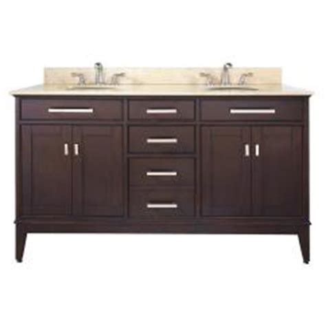 60 Inch Sink Vanity Without Top by 60 Inch Sink Bathroom Vanity In Espresso With