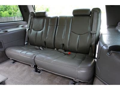 2015 chevy tahoe 2nd row captain chairs autos post