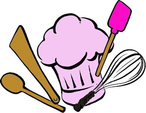 dessin animé de cuisine ustensiles de patisserie dessin