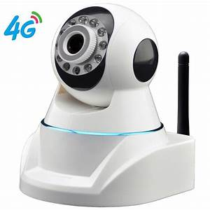 Latest Version Of 4g Mobile Ptz Ip Camera With Hd 720p
