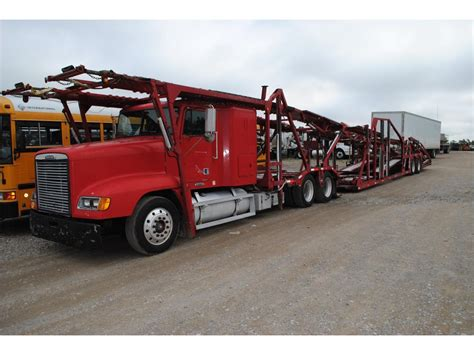 freightliner trucks for sale 2000 freightliner car carrier trucks for sale used trucks
