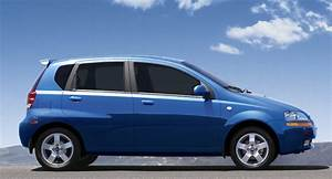 2006 Chevrolet Aveo Pictures  History  Value  Research  News