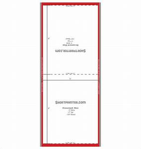 avery table tents template pictures to pin on pinterest With 4x6 table tent template