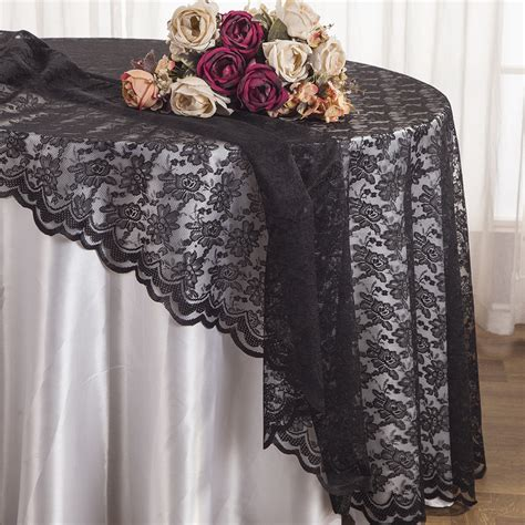 round lace table overlays black round lace table overlays lace tablecloths wholesale