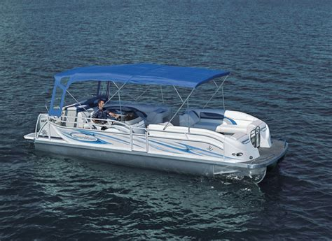 Jc Tritoon Boat Covers by Research 2014 Jc Pontoon Boats Tritoon Classic 306 On